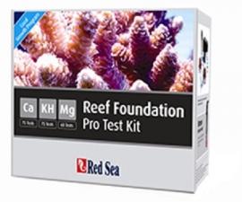 Red Sea Reef Foundation Pro (Ca,Alk,Mg) Multi Testset
