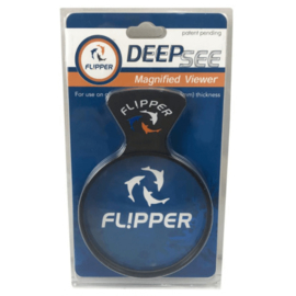 Flipper magnified viewer