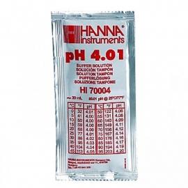 Hanna Calibration solution pH 4,01 - 25x20ml