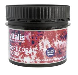 Vitalis Soft Coral Food (micro) - 40 GR