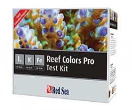 Red Sea Coral Colors Pro (I2,K,Fe) Multi Testset