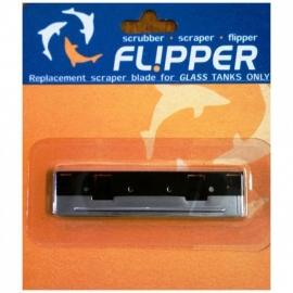 Flipper Cleaner Nano RVS Reserve Mesjes 2 stuks