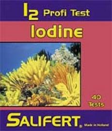 Salifert I2 Iodine - Jodium Test Kit