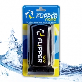 Flipper cleaner
