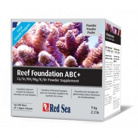 Red Sea Reef Foundation ABC+ - 1kg