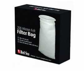 200 micron Felt filter bag