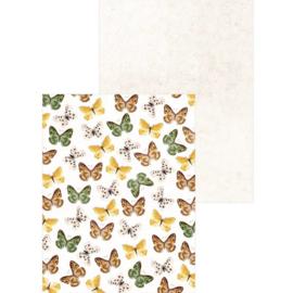 """6x8"""" PaperPad Piatek13 - Forest Tea Party"""