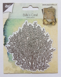 Snijmal Joy!Crafts -Billie's Coral