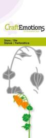 Snijmal CraftEmotions - Lampionplant