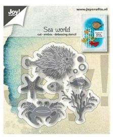 Snijmal Joy!Crafts - Sea World