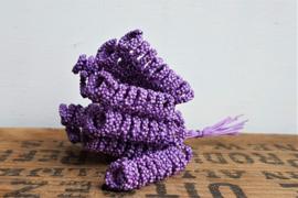 Spiraalbloem - Lavendelpaars (set 10 stuks)