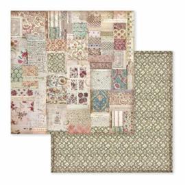 PaperPad Stamperia - Spring Botanic