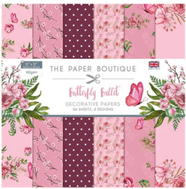 PaperPad The Paper Boutique - Butterfly Ballet