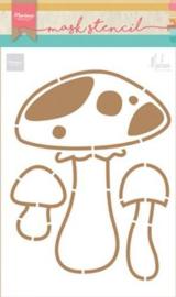 Marianne Design Stencil - Champignons