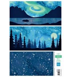 Knipvel Marianne Design - Eline's  Galaxy