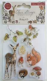 Clear Stamp Craft Consortium - Winter Woodland