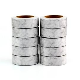 Masking Tape - Marmer Grijs
