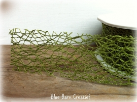Crispy Lint 30 mm - Appel Groen