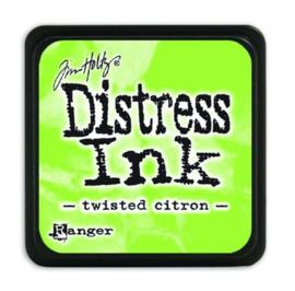 Ranger Distress Mini Ink pad - twisted citron
