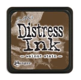 Ranger Distress Mini Ink pad - Walnut Stain