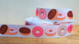 Lint - Roze & Bruine Donuts