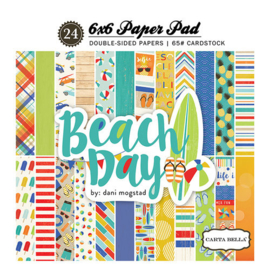 PaperPad CartaBella - Beach Day 6""