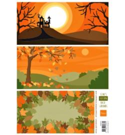 Knipvel Marianne Design - Eline's  Autumn