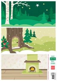 Knipvel Marianne Design - Eline's  Christmas