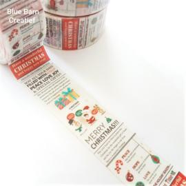 Masking Tape - Merry Christmas
