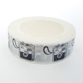Masking Tape - Foto Camera