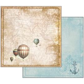 PaperPad Stamperia - Sea Land
