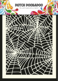 Dutch Doobadoo Mask - Spinneweb A5
