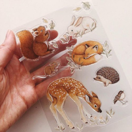 Clear Stamp Craft Consortium - Little Fawn