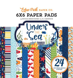 PaperPad EchoPark - Under the Sea 6""