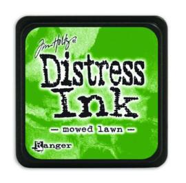 Ranger Distress Mini Ink pad - mowed lawn