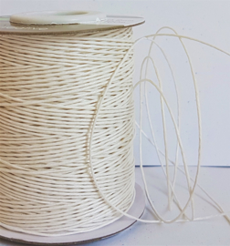 Hennepkoord - Wit (5 meter)