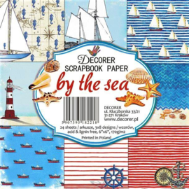 PaperPad Decorer - By the Sea 6""