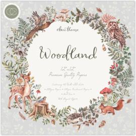 "12"" PaperPad Craft Consortium - Woodland"