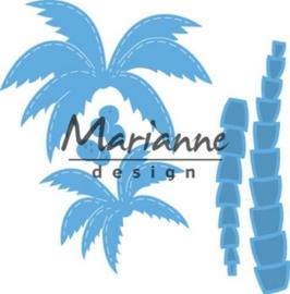 Snijmal Marianne Design - Palmbomen