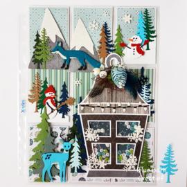 Pocket Letter - Winter