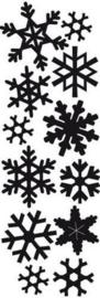 Snijmal Marianne Design - Sneeuwvlokken