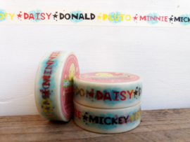 Masking Tape - Mickey, Minnie, Donald, Daisy