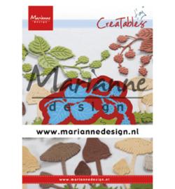Marianne Design Snijmal - Tiny's Blackberries