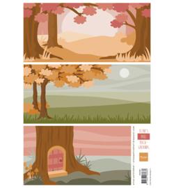 Knipvel Marianne Design - Eline's Fall
