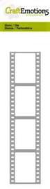 Snijmal CraftEmotions - Filmstrip