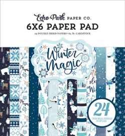PaperPad Echo Park - Winter Magic 6""