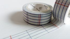 Masking Tape - Schoolschrift
