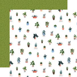 "PaperPad Echo Park - Plant Lady (12"" Kit)"