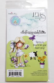 Clear Stamp LDRS - Holly Chirpy Chirp