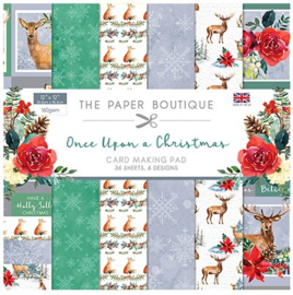 PaperPad The Paper Boutique - Once Upon a Christmas
